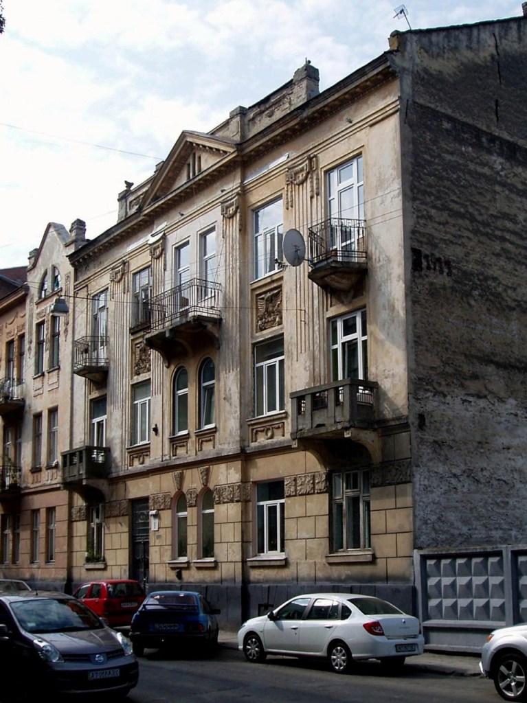 Будинок на вул. Дніпровській №8