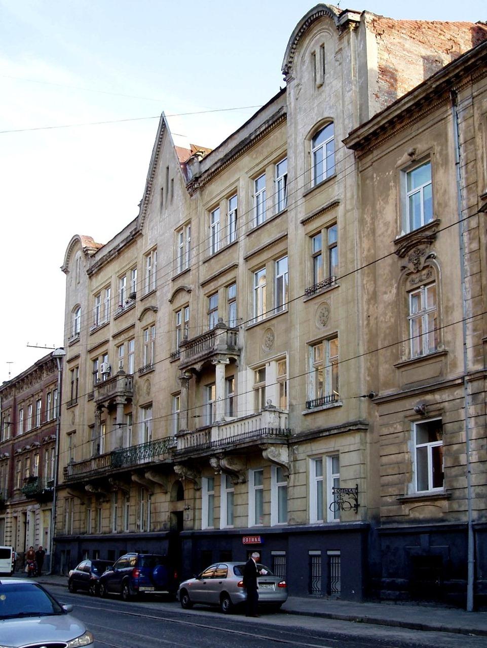 Будинок на вул. І. Франка №90