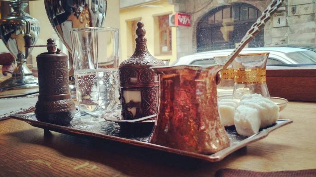 Кримська кава © Viktor Gavryliuk