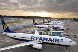 Ryanair оголосив розпродаж авіаквитків зі Львова за 9,9 євро