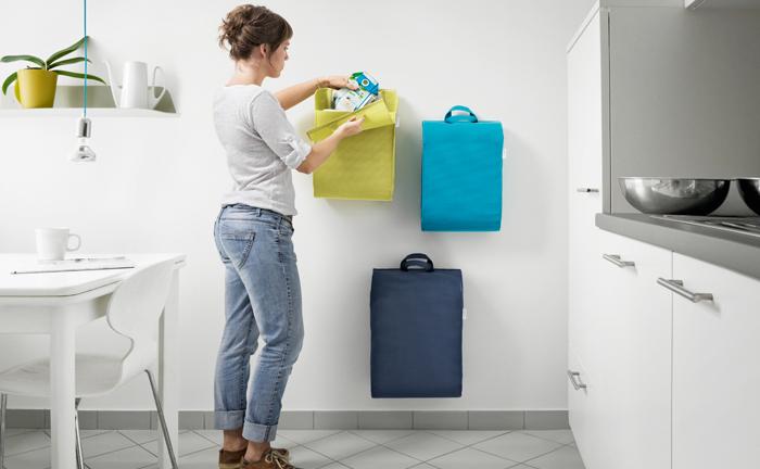 сортування сміття вдома