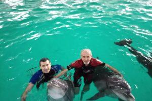 Як дельфіни на львівщині лікують поранених бійців АТО