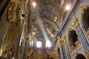 Костел єзуїтів – храм, який мовчав 65 років
