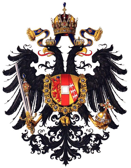 Герб Австрійської Імперії в 1804 – 1867 рр.
