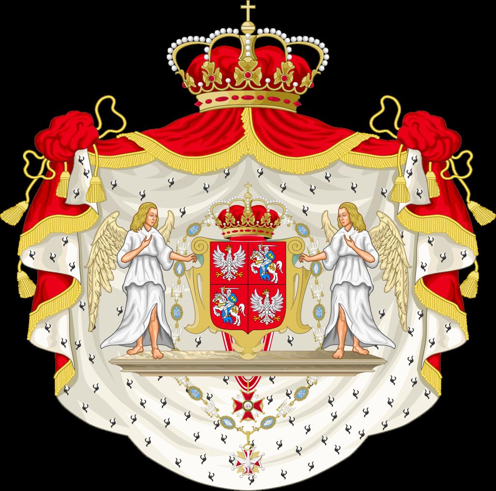 Герб Речі Посполитої в 1569 — 1795 рр.