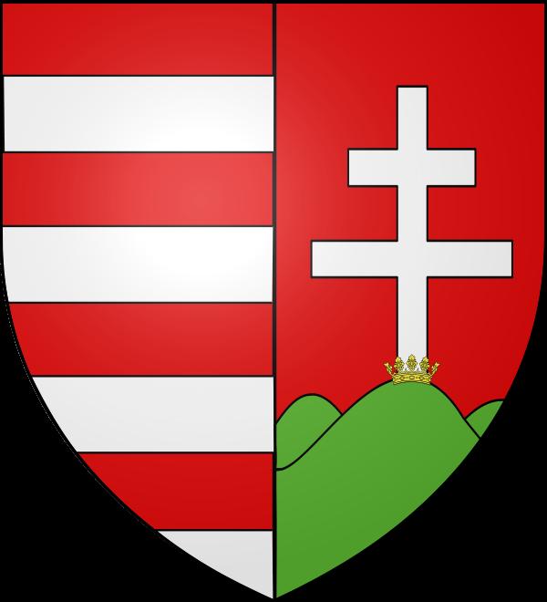 Герб управителів Угорщини 1382-1395 рр.