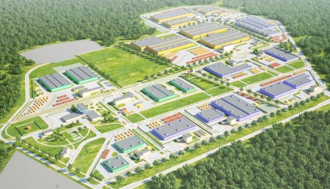 індустріальний парк