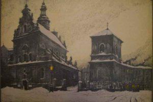 Львів Одо Добровольського. Унікальні літографії 1914-1915 років
