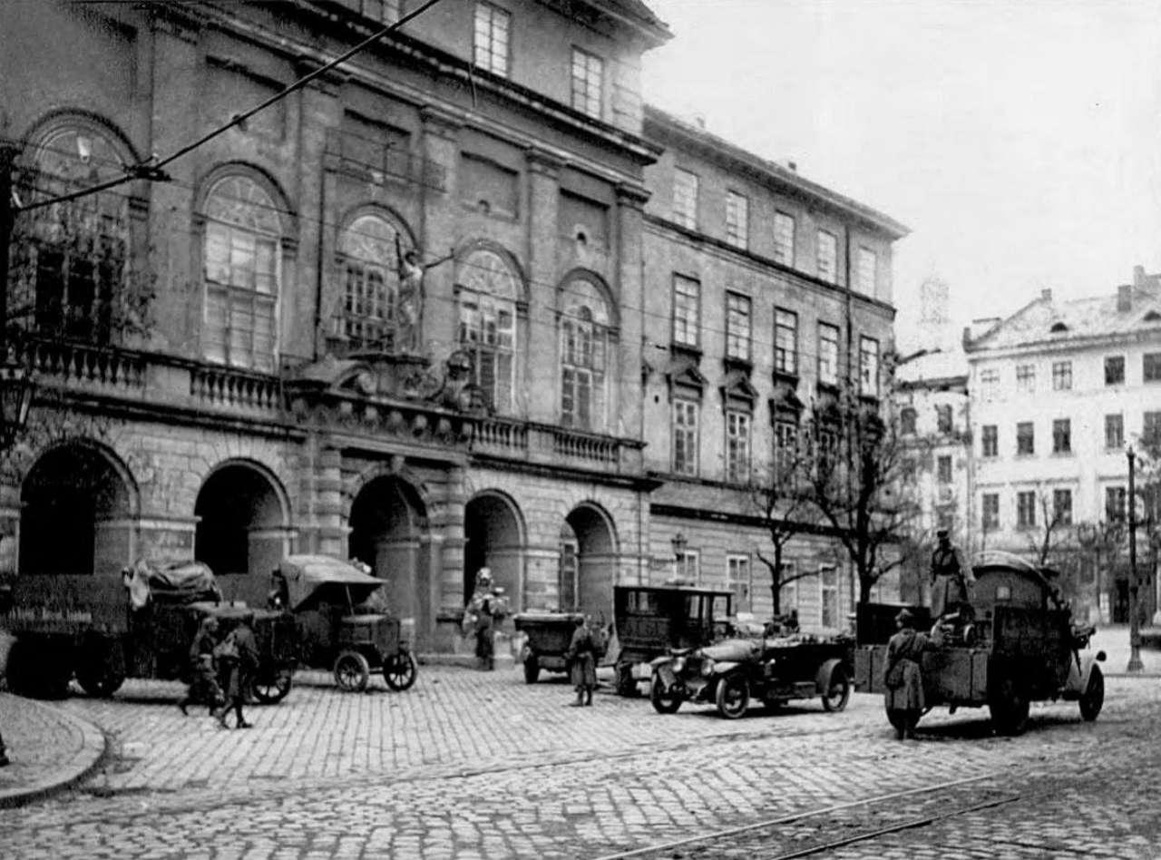 Листопад 1918 року