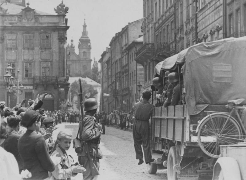 Львів, Червень 1941 року