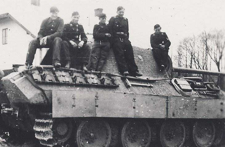Львів, німецькі війська, 1944 рік