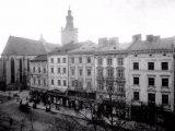 Площа Ринок у Львові  – раритетні фото