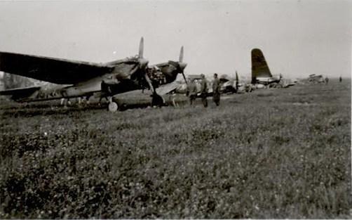 Львів, військова авіація, 1941 рік
