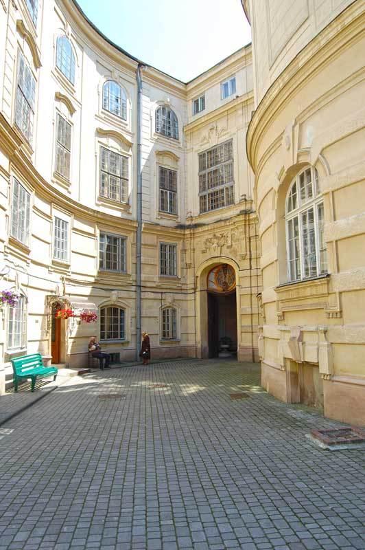 Львівський будинок вчених