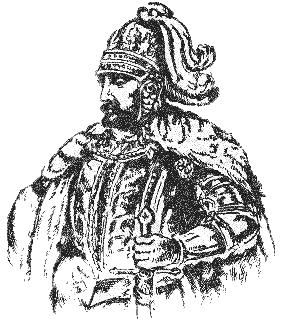 Любарт-Дмитро Гедимінович – князь Любарський (Східноволинський), Луцький, Волинський та Галицький