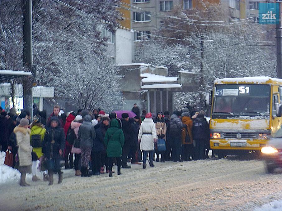 Трамвай подарований Вінницькою міськрадою на вулиці Львова. Фото: depo.vn.ua