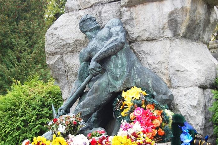 Могила Івана Франка