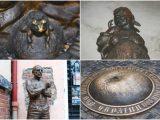 Жаба, знахарка і пивний пуп. 20 незвичайних пам'ятників Львова