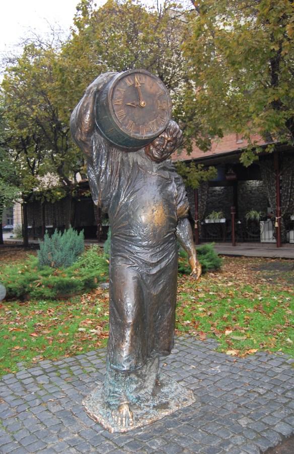 Пам'ятник ченцеві-пивовару