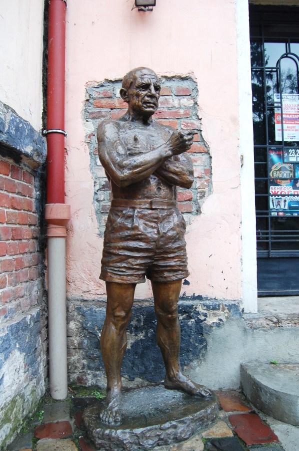 Пам'ятник Пікассо