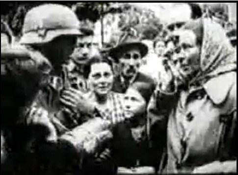 Відеохроніки Львова 1941 рік