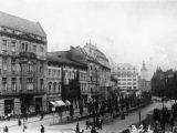 Старі фотографії проспекту Т. Г. Шевченка у Львові