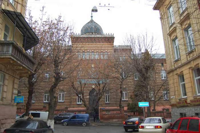 Єврейський шпиталь у Львові