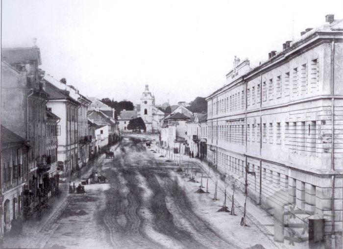 """""""Бригідки"""" – найстаріша чинна в'язниця Львова 1860-1870"""