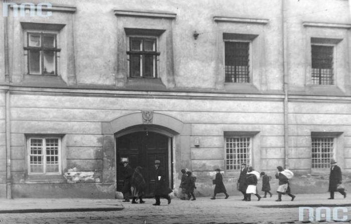 """""""Бригідки"""" – найстаріша чинна в'язниця Львова 1934"""