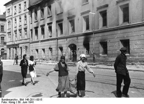 """""""Бригідки"""" – найстаріша чинна в'язниця Львова Червень 1941"""