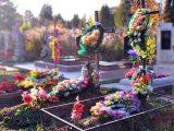 УГКЦ закликає не приносити на кладовища штучні квіти