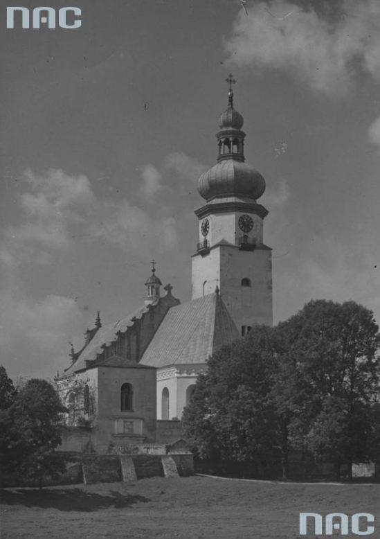 1918-1939, архів NAC