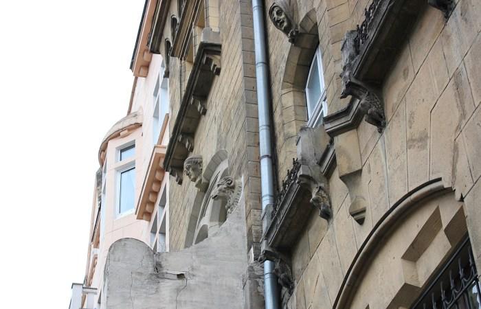 Будинок із химерами або Кам'яниця під совами
