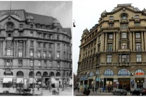 Будинок Шпрехера – перший львівський хмарочос