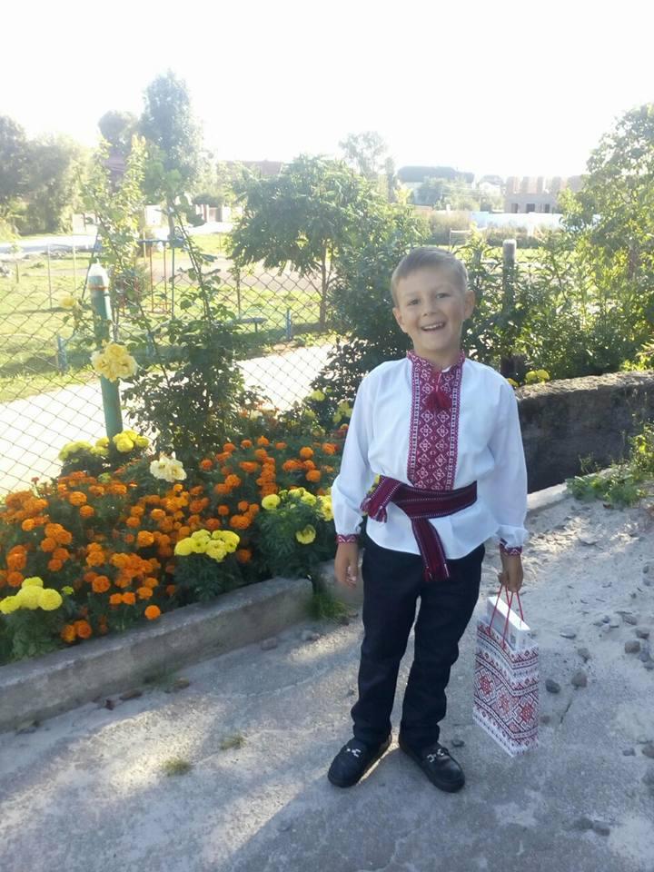 допомогу 7-річному Сашкові з Сокільників