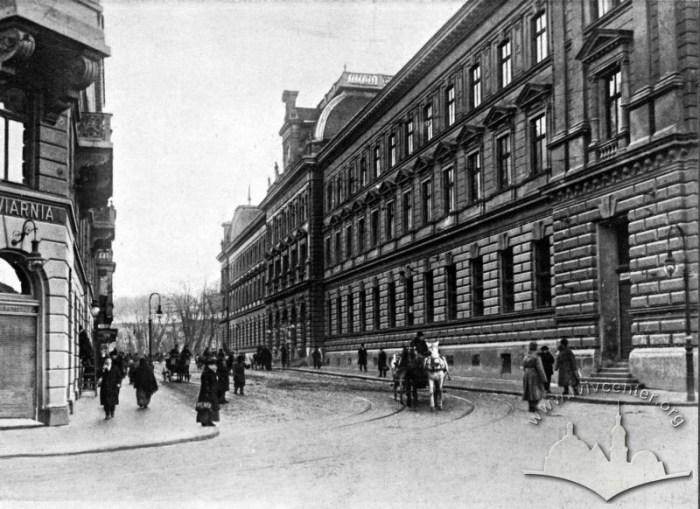 Головна пошта 1914-1915