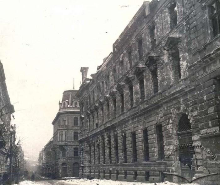 Головна пошта 1918р