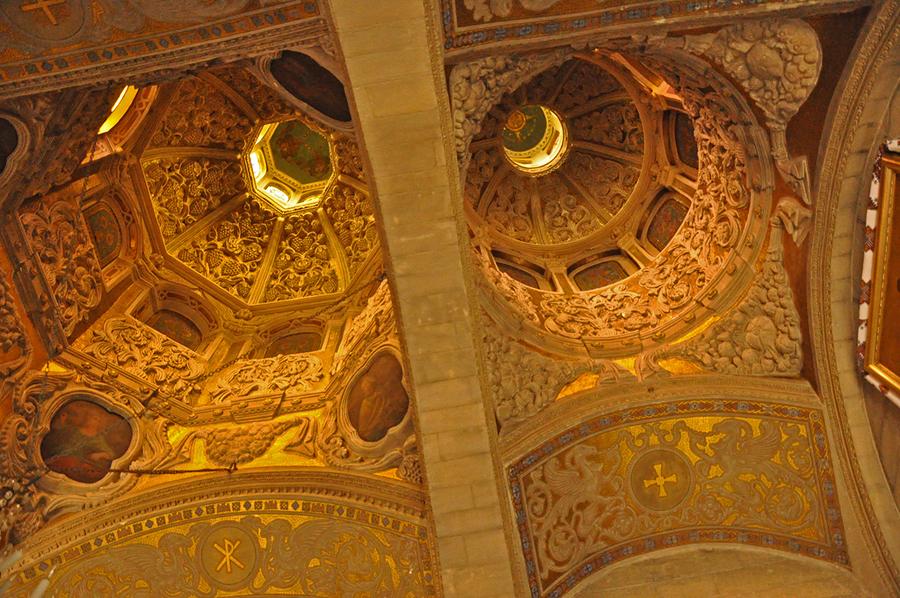 Інтер'єр Успенської церкви © Anosmia / Flickr.com