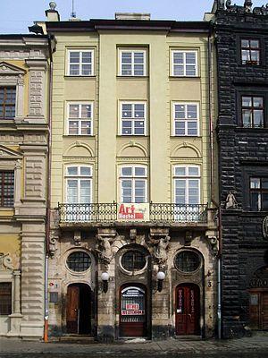Кам'яниця №3 на Ринку, сучасне фото