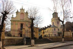 Костел святого Мартина. Невідомий Львів