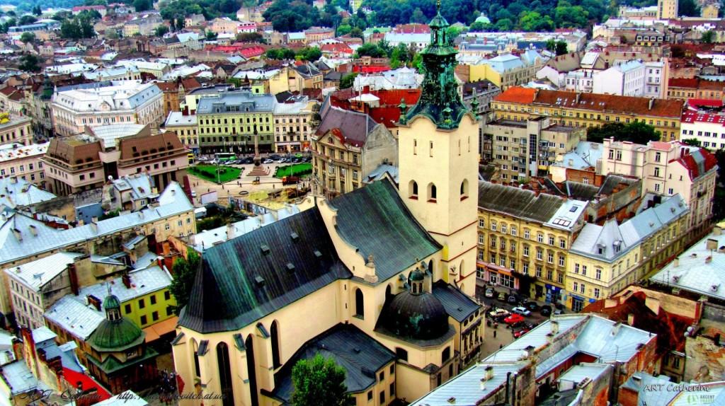 Латинський катедральний собор © detailsintravels.com