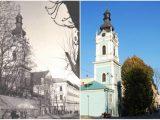 Львів, якого вже нема. Церква святого Духа, знищена німцями