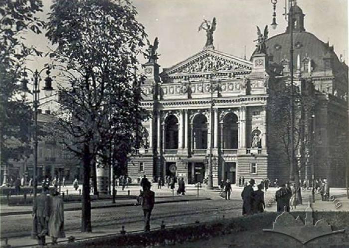 Львівська Опера