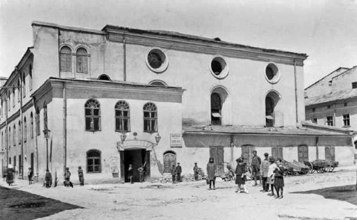 Передміська синагога у Краківському передмісті
