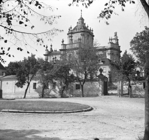 Площа святого Юра. 1943