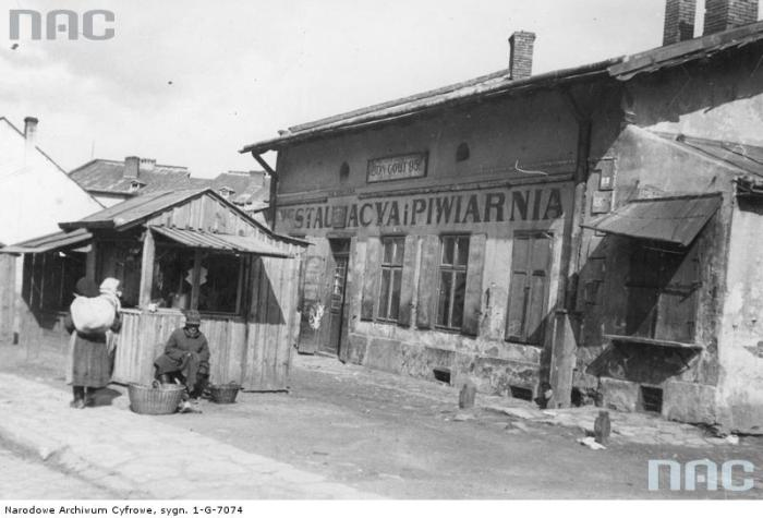 Ресторан і пивна на вул. Жовківській