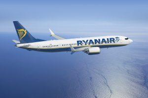 Ryanair почне регулярні польоти зі Львова з 8 вересня