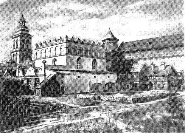 """Синагога """"Золота Роза"""" (синагога Нахмановича, синагога """"Турей Загав"""")"""