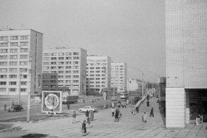 Вулиці Львова. Володимира Великого у 1976-1978 роках