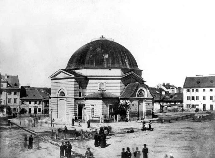 Темпль 1863